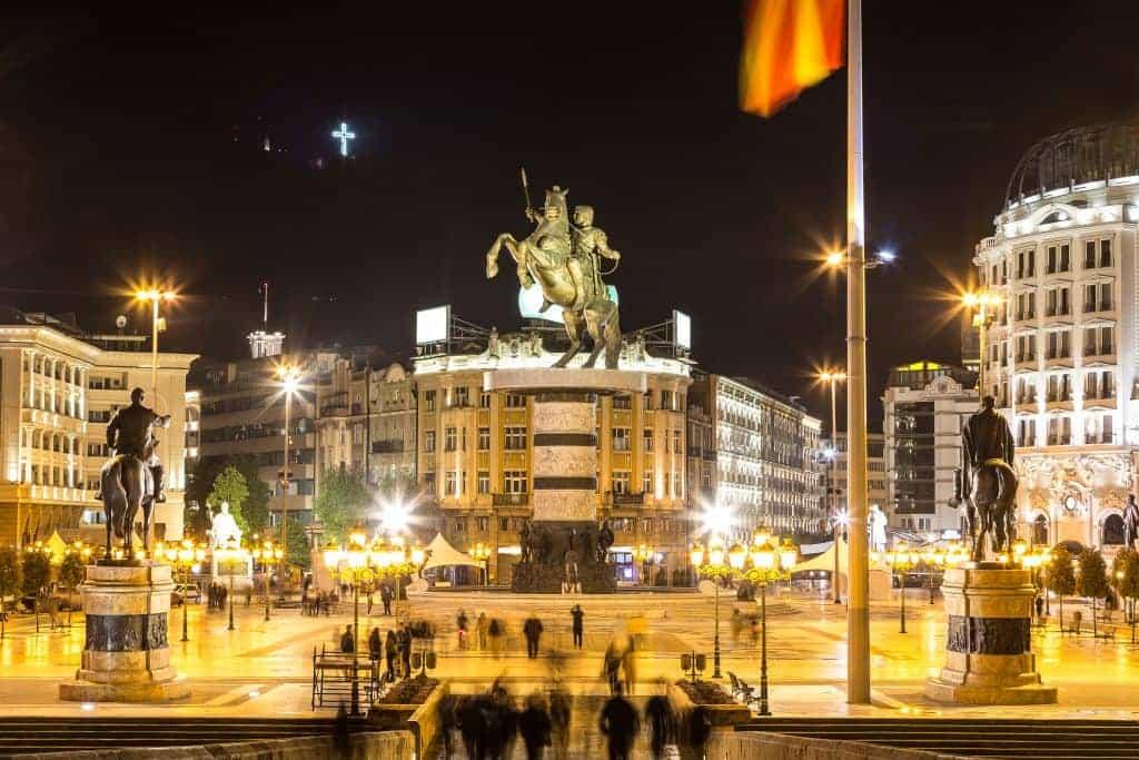 Alexander de Grote Monument